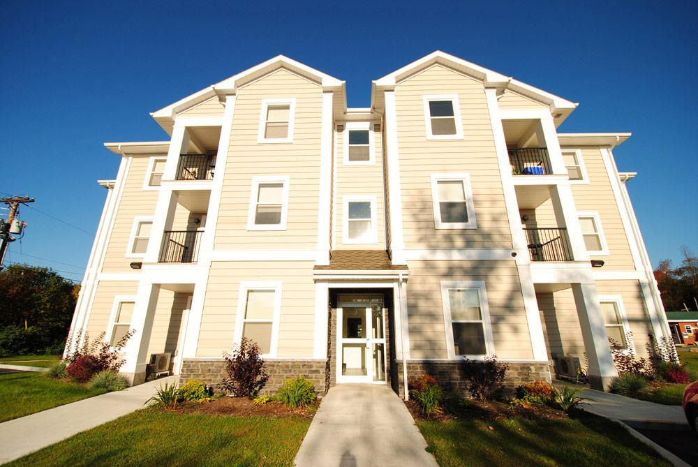 KV Properties - Haley House Building